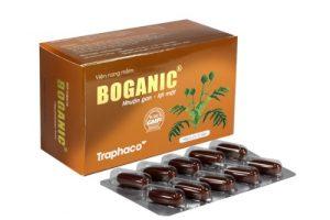 3.Thuốc bổ gan Boganic Việt Nam sản xuất