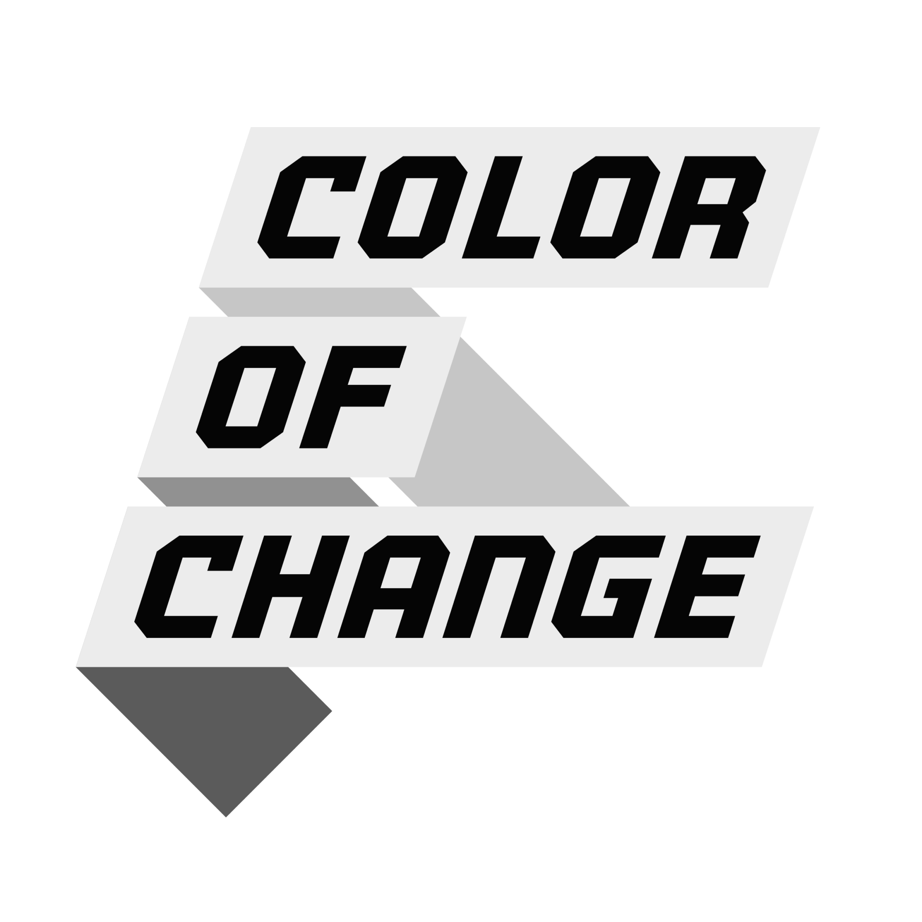 logo for color of change