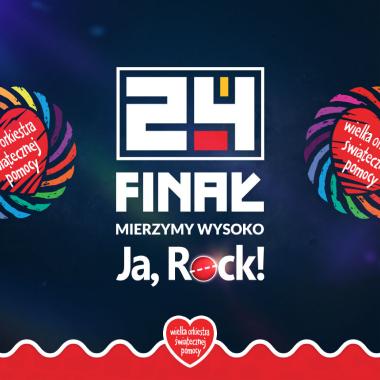 Infografika 24 Finał WOŚP z JaRock
