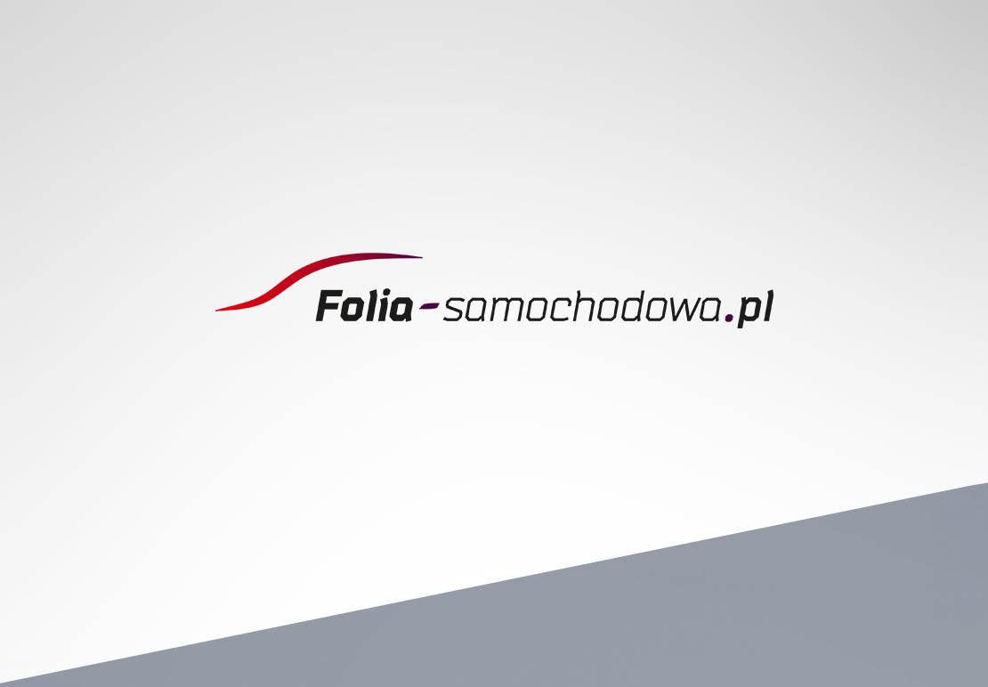 Logo Folia-samochodowa.pl | Projekt Roll Up