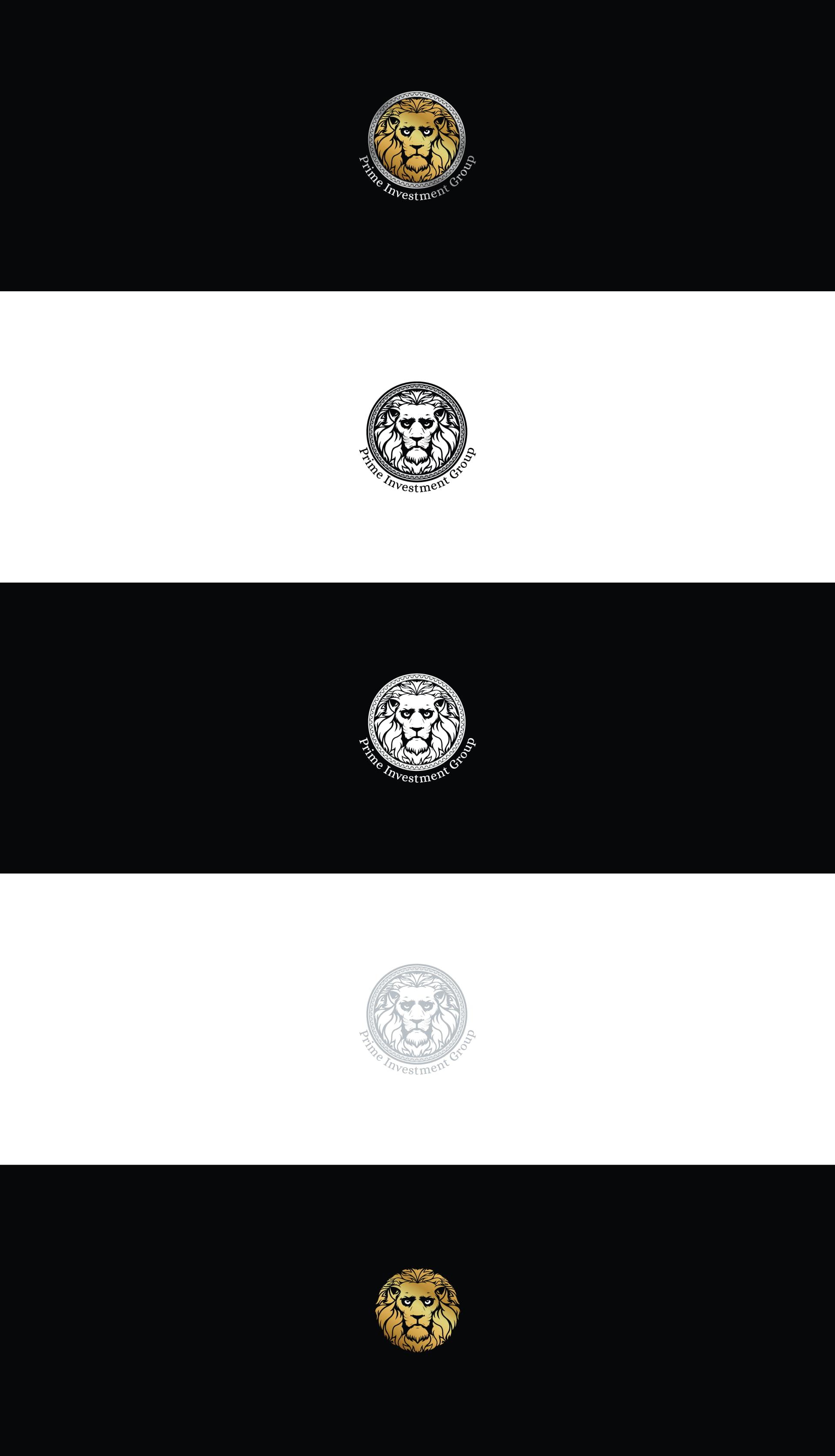 Projekt logo firmy Prime Investment Group