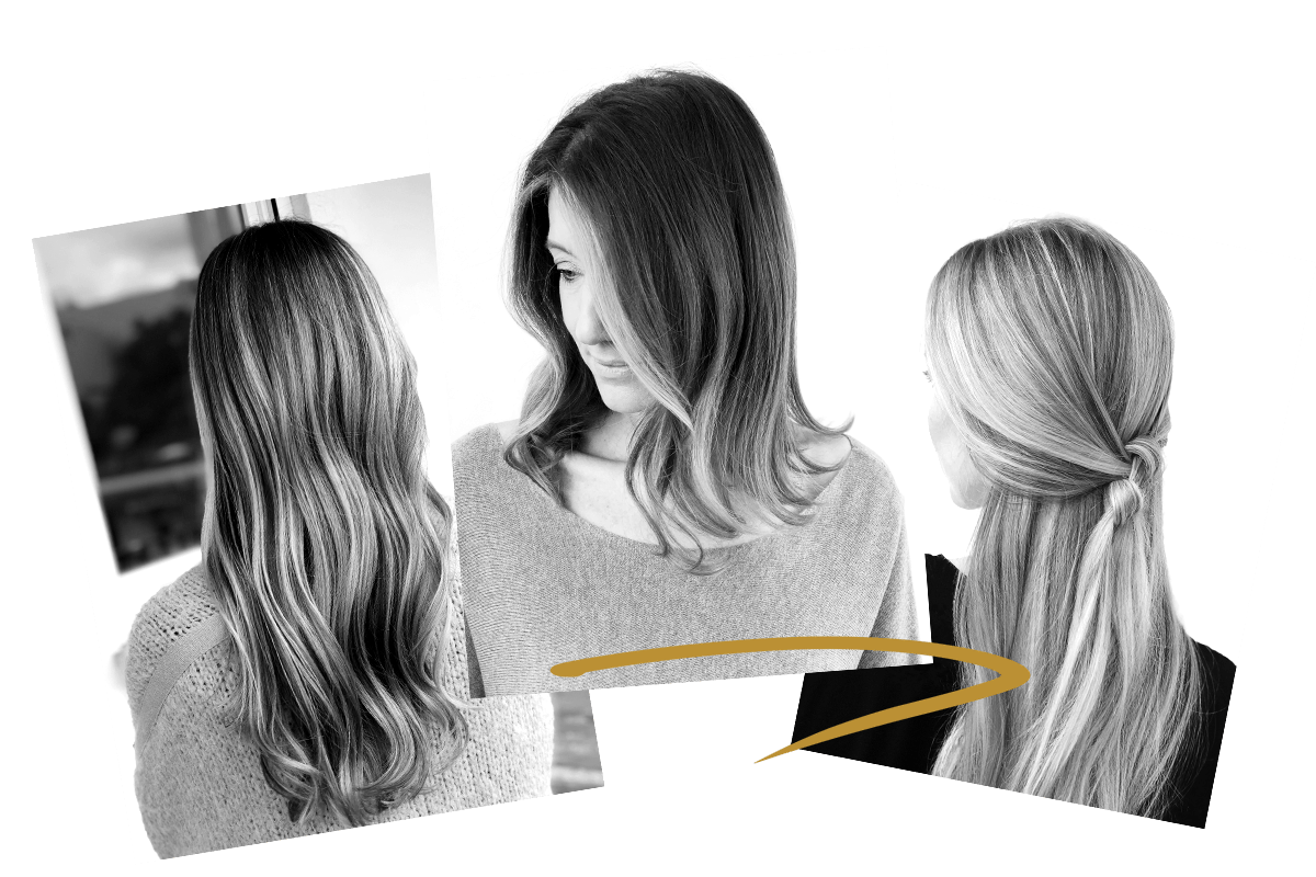 Hair by Sandra von Gneisenau Salon