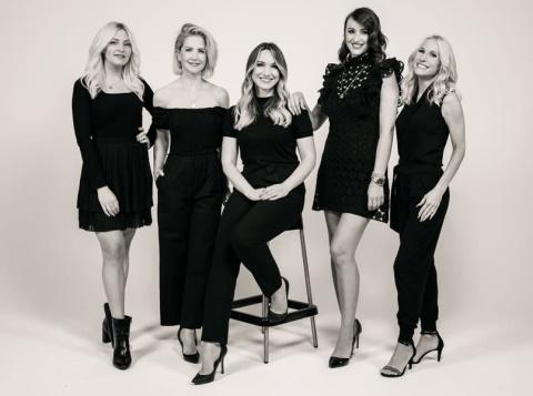 Das Team des Sandra von Gneisenau Salons