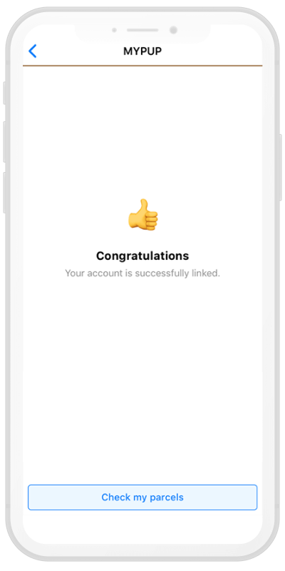 Link your account