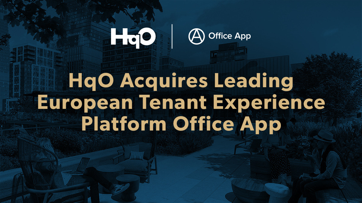 Office App is officially part of the HqO family!