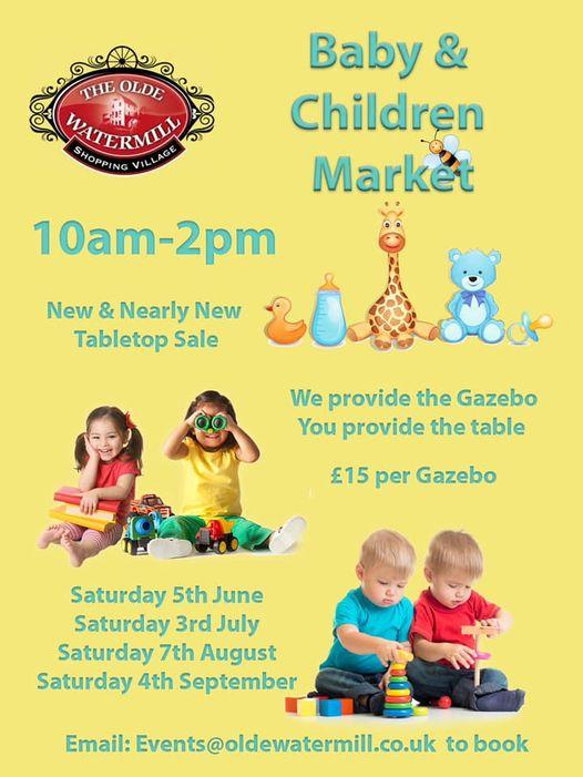 Baby & Children Market
