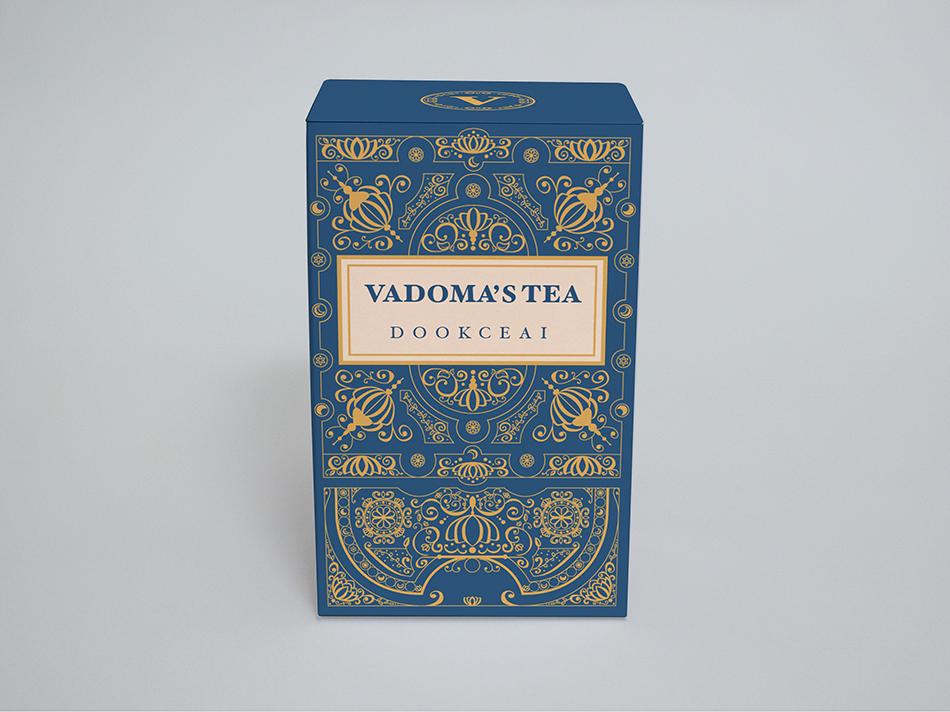 Vadoma's Tea - Dookceai meaning magic tea