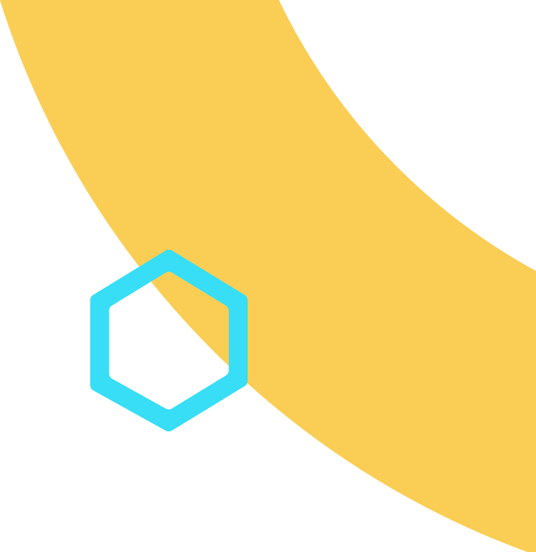 Figura de Shalder semi círculo