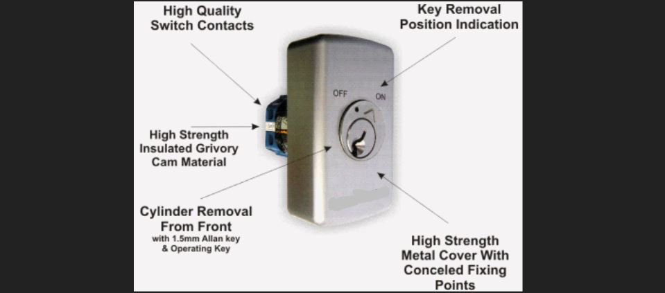 SK4 Mode Switch