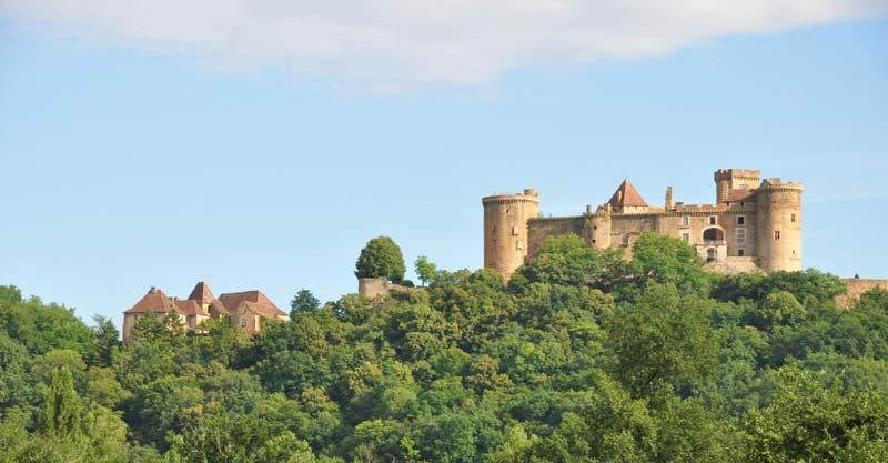 Château Castelnau Bretenoux