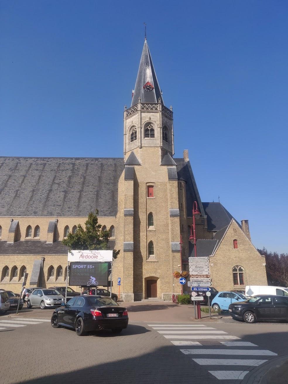 Sint-Martinuskerk Ardooie