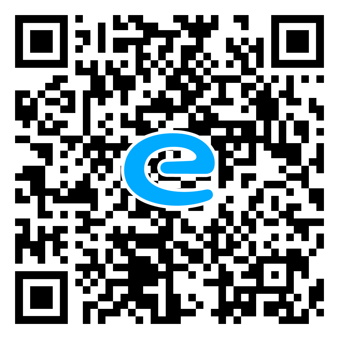 QR code of Engie