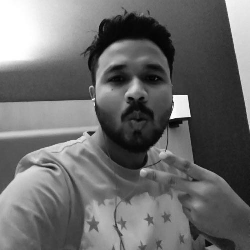 Team member Rajesh