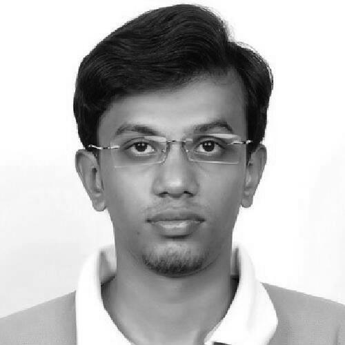 Team member Rajan