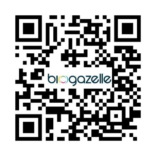 QR-code of Biogazelle