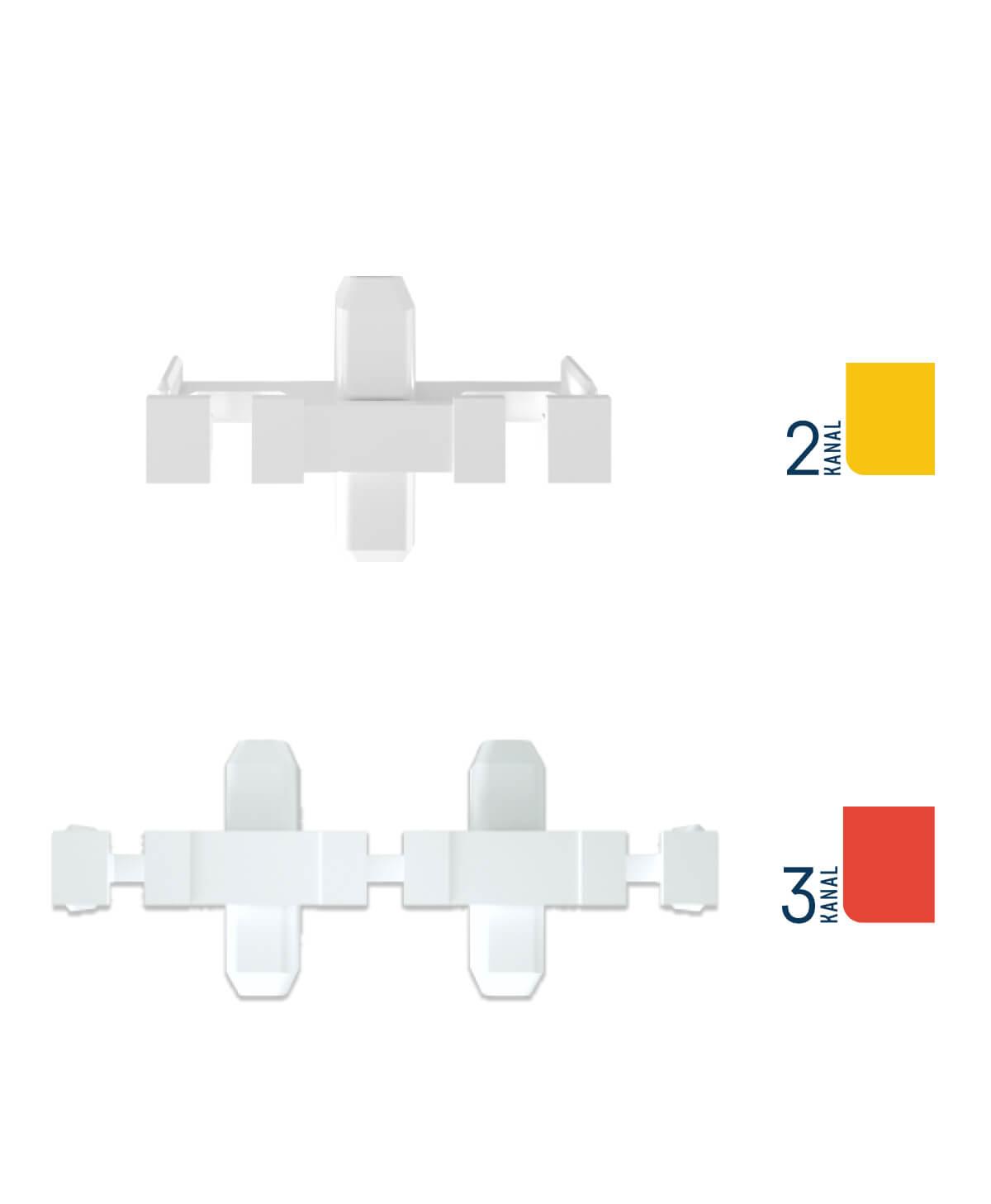 Slimflex korniş birleştirme aparatı 1