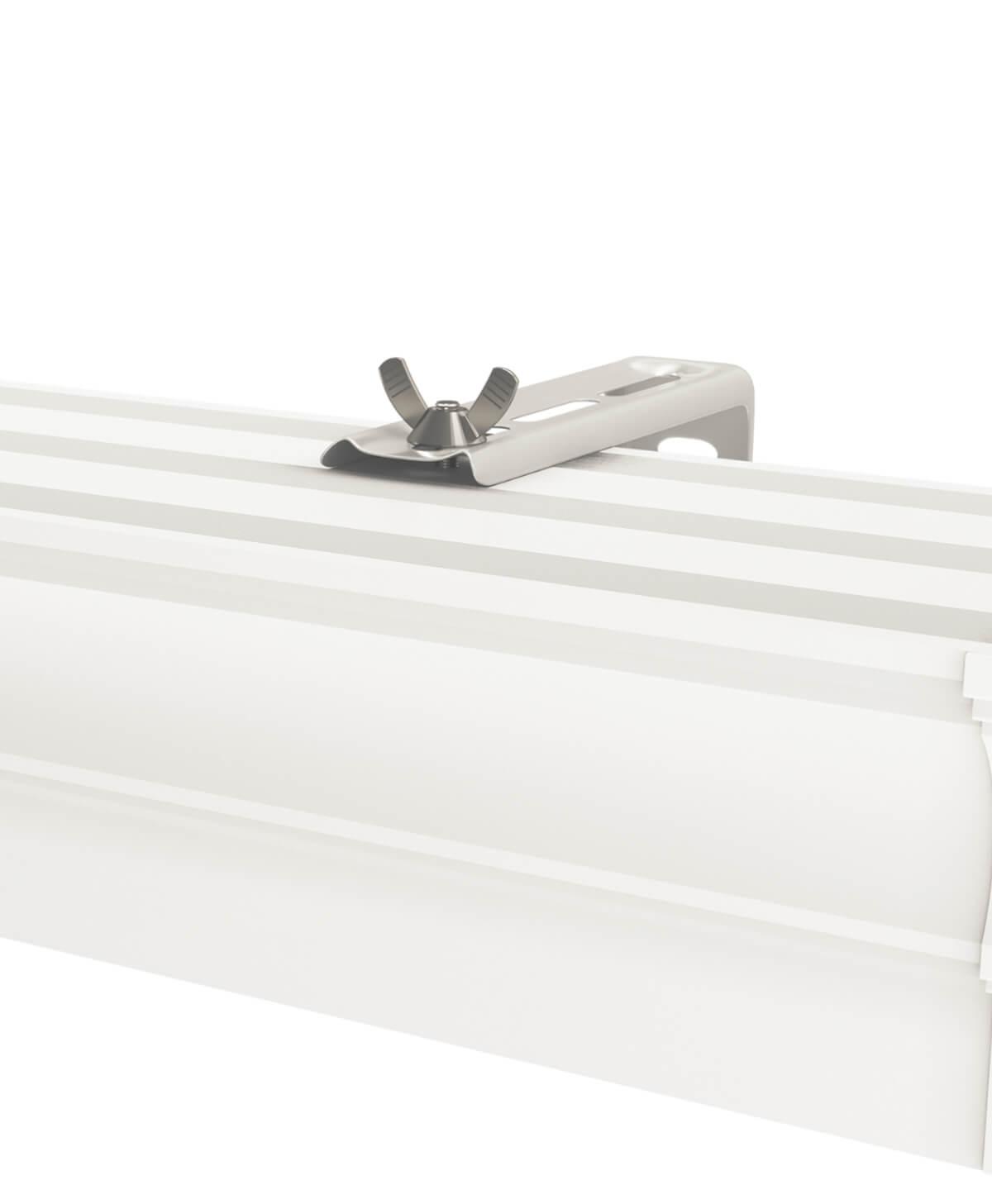 Slimflex duvar bağlantı L ayak 3