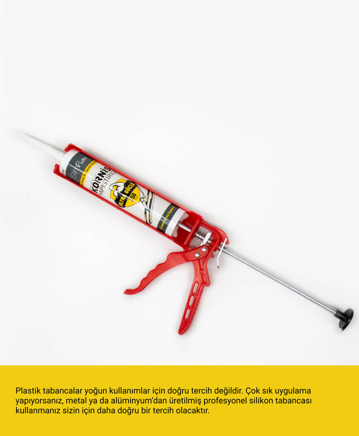 Slimflex silikon tabancası 1