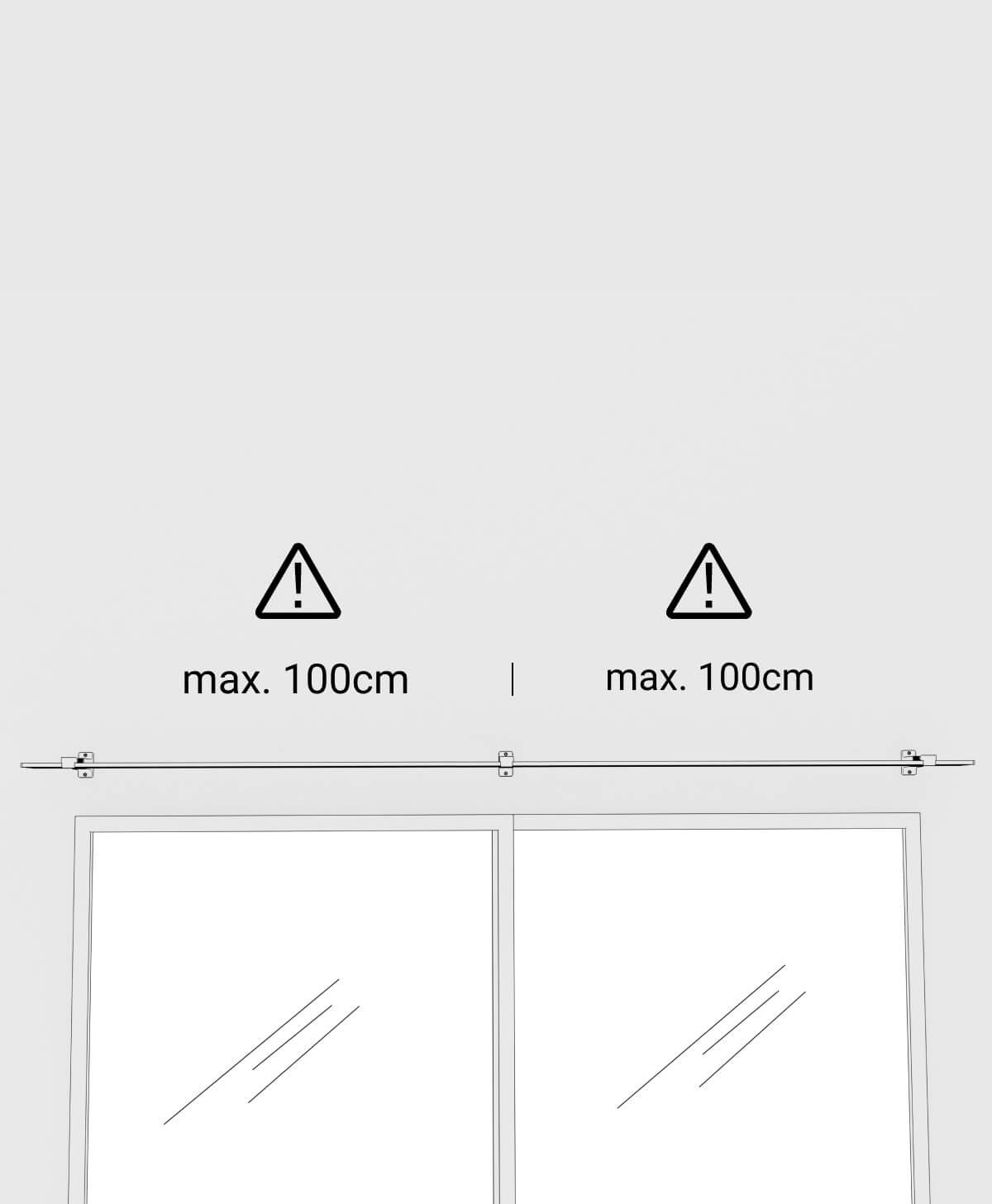 Slimflex ayarlanabilir L ayak 4