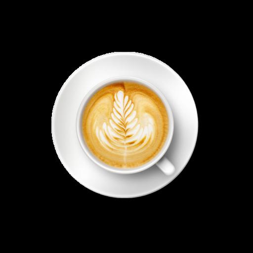 Een foto van een kop koffie, om de horeca aan te tonen die de bestelzuil kan faciliteren.