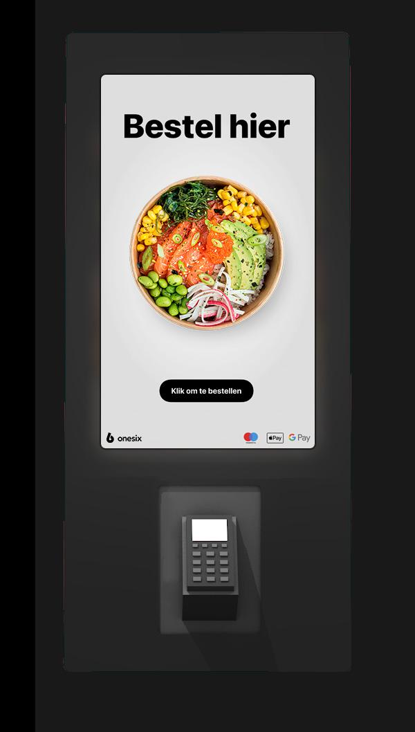 Premium Onesix Kiosk