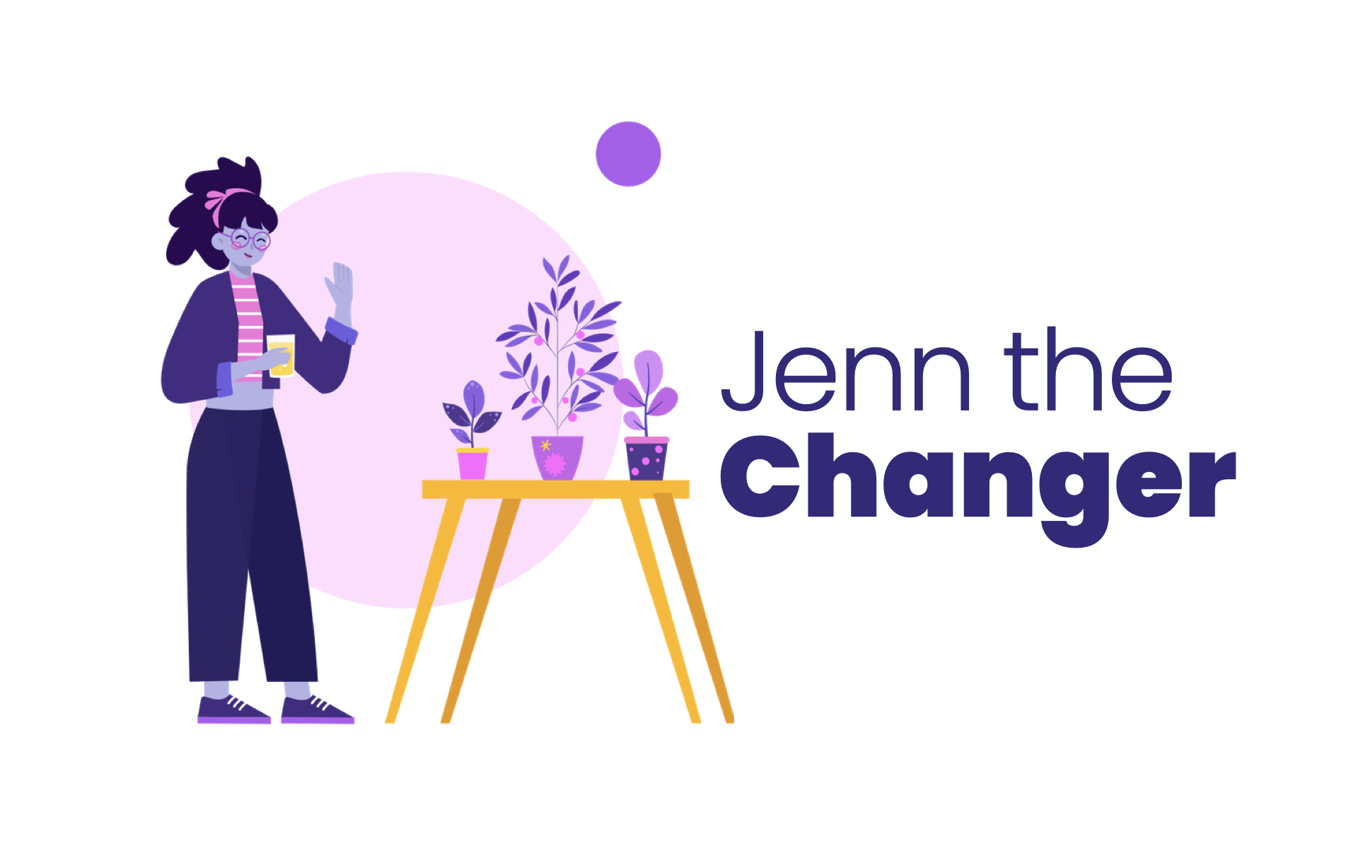 Jenn the Changer persona