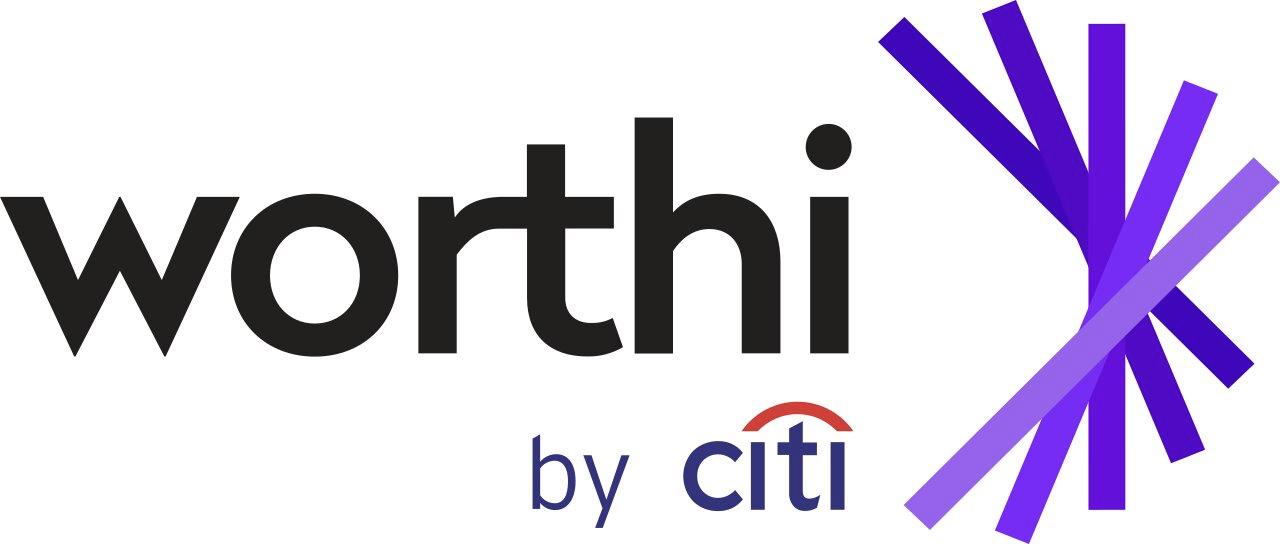worthi by citi logo