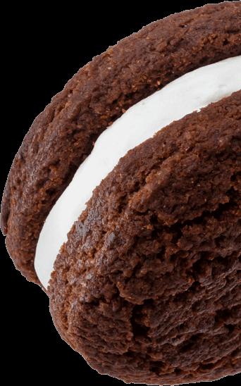 cream cookie