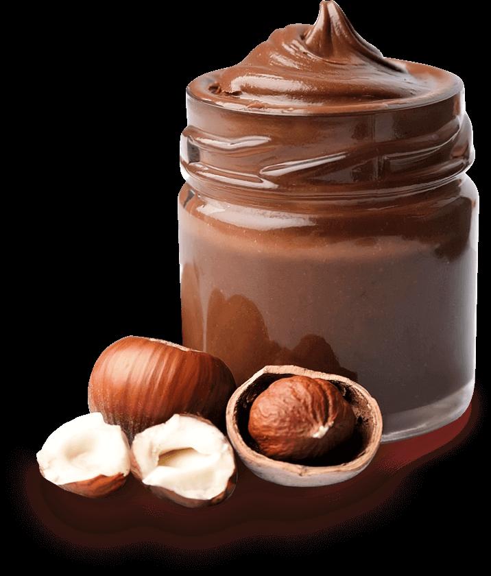 hazelnuts and spread