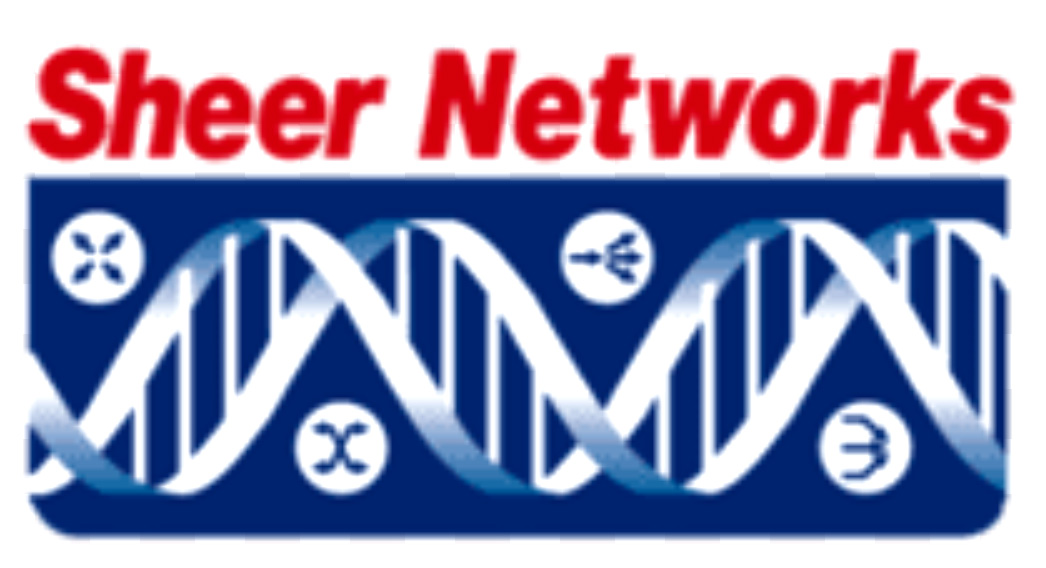 Sheer Networks logo