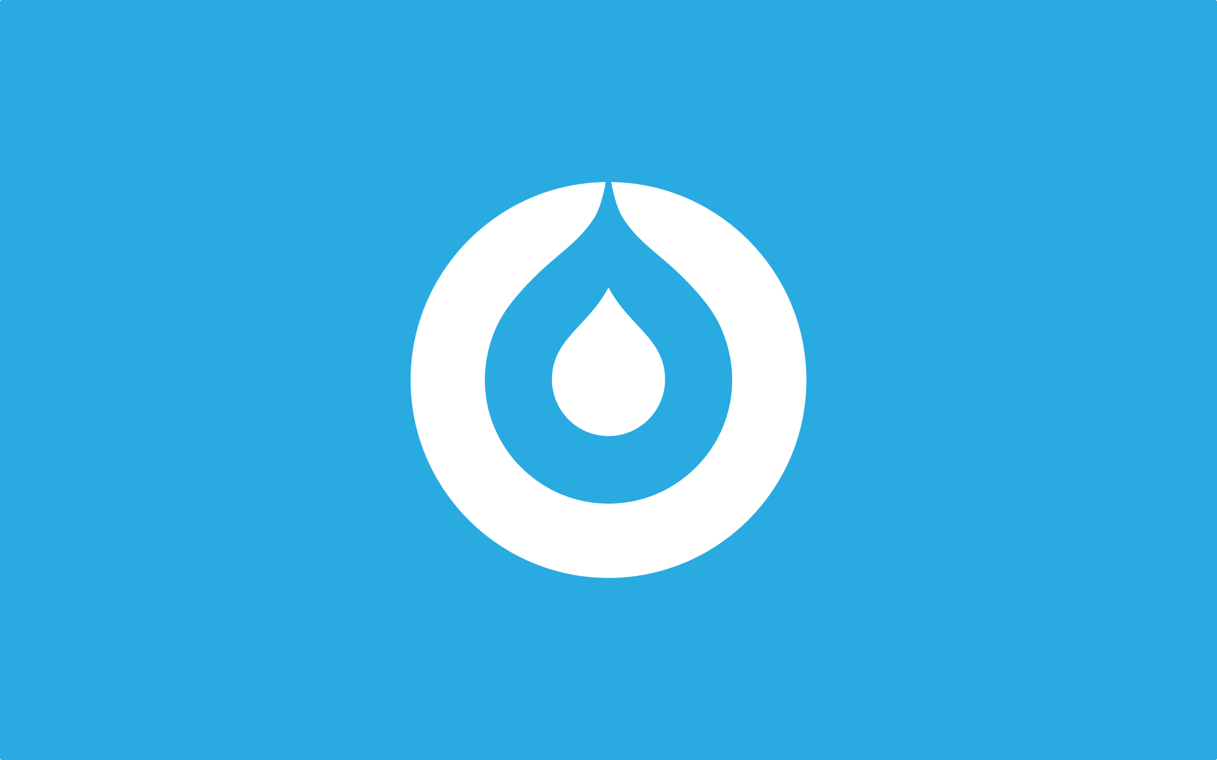 Osmo's drop logo hints at the hydration power of the product.