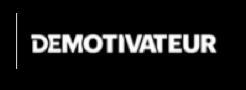 Demotivateur logo
