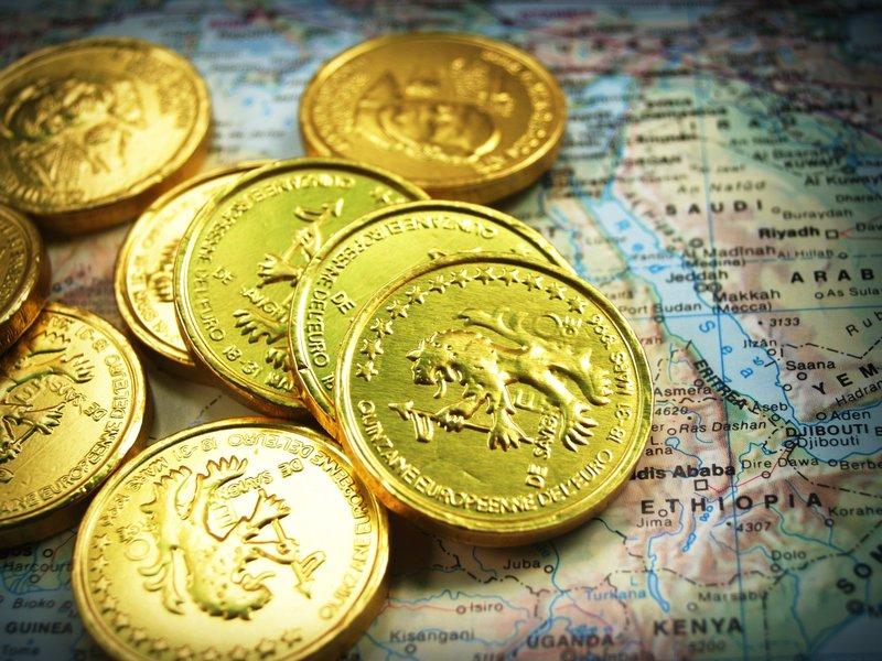 Warum nur Gold Geld ist...