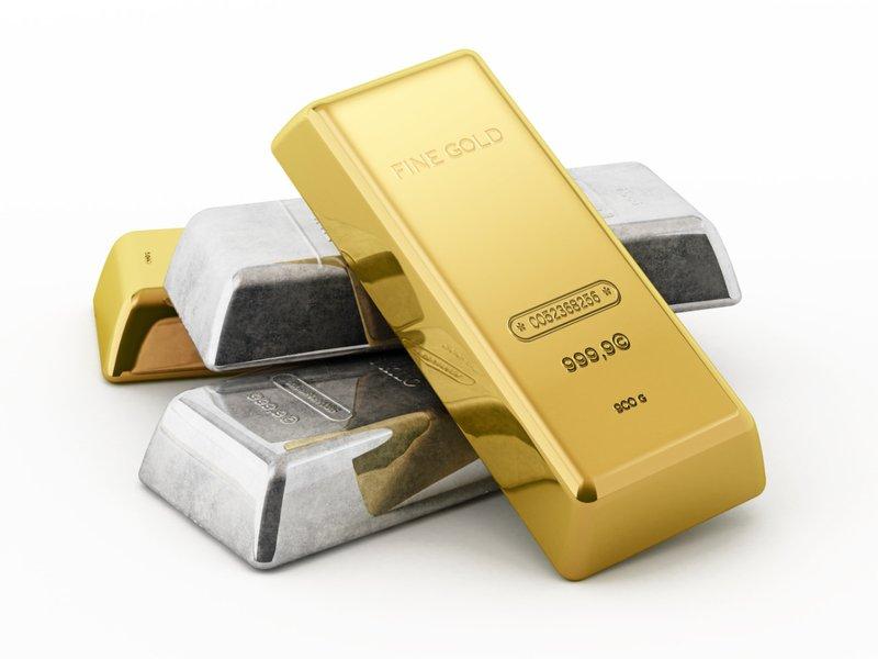 Gold kaufen ja, Silber auch