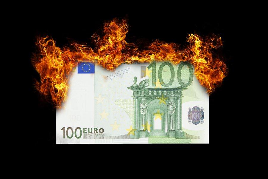 Der globale Flächenbrand kommt
