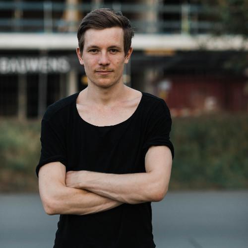An image of Niklas Hildebrand