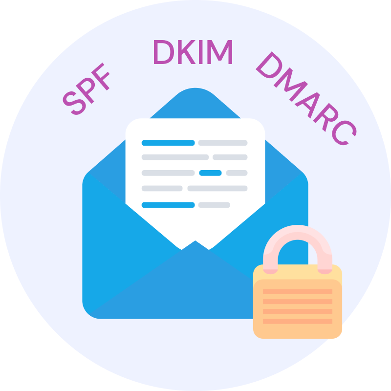 How to set up SPF, DKIM and DMARC for Google