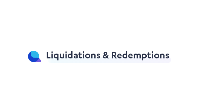 Liquidations and Redemptions in Liquity