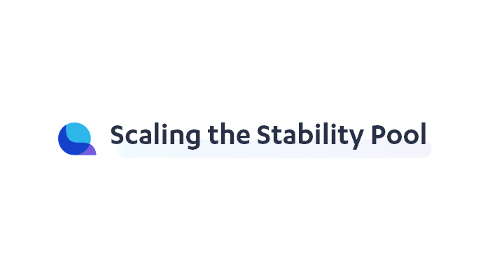 Scaling Liquity's Stability Pool