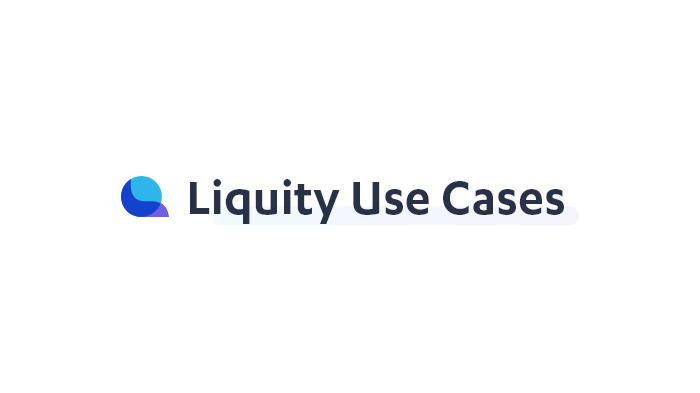 Overview: Liquity Use Cases