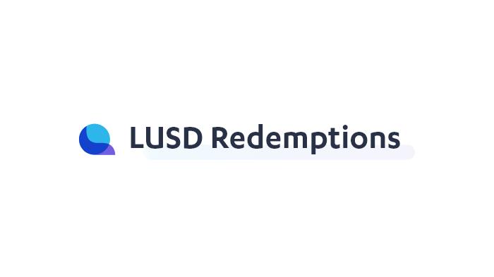 Understanding Liquity's Redemption Mechanism