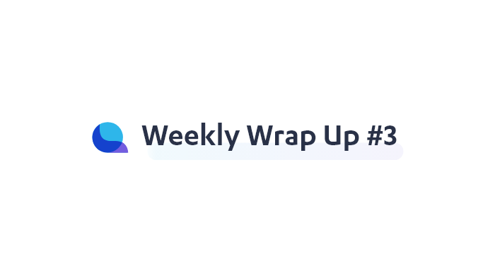 Liquity — Weekly Wrap Up #3