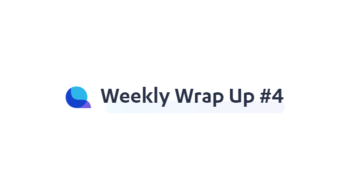 Liquity — Weekly Wrap Up #4