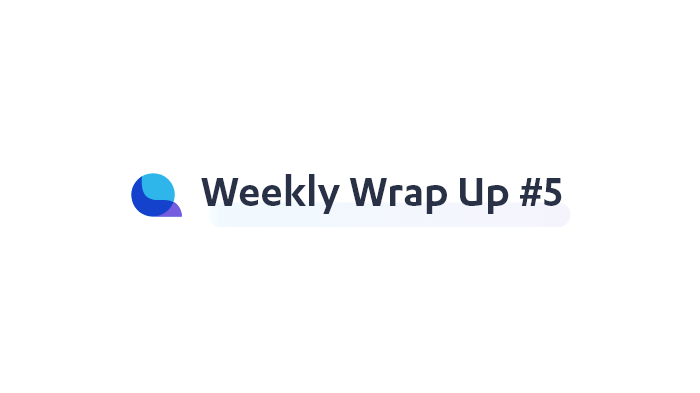 Liquity — Weekly Wrap Up #5
