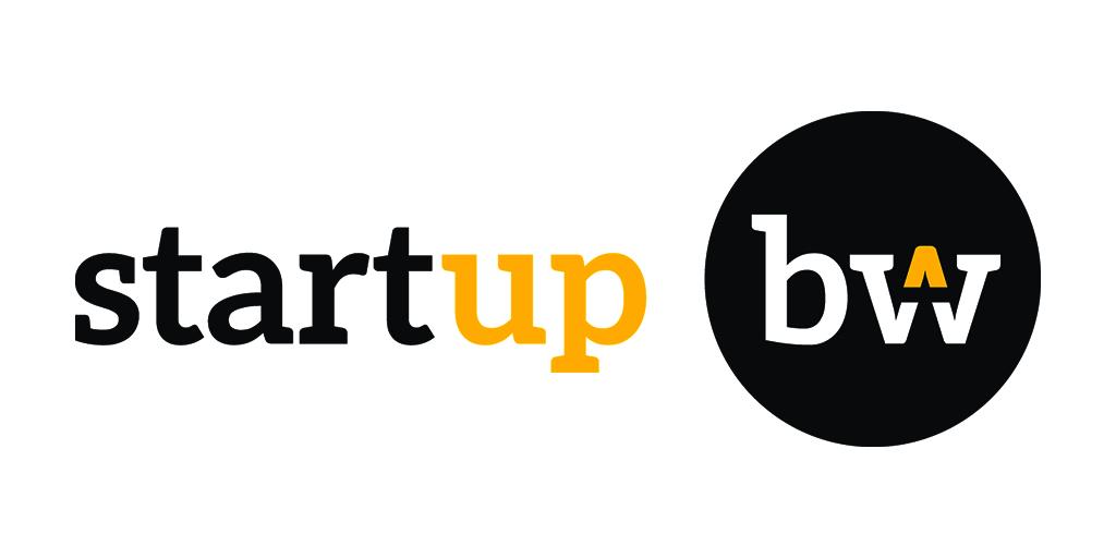 startup bw Logo
