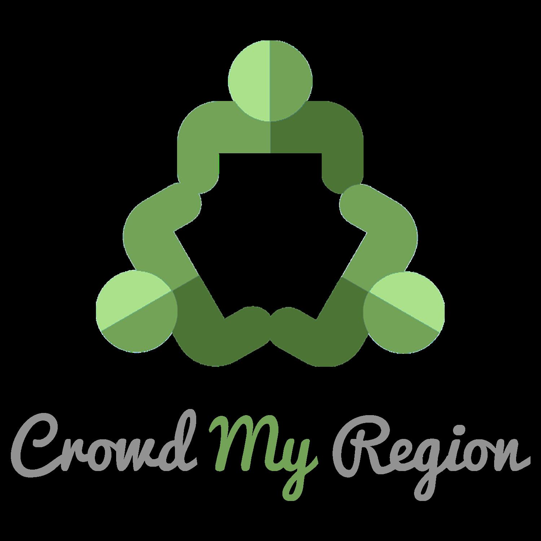 Crowd my Region Logo