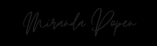 Miranda Popen signature
