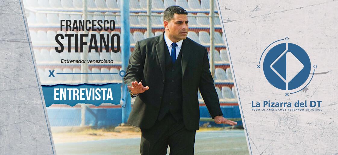 Entrevista exclusiva a Francesco Stifano