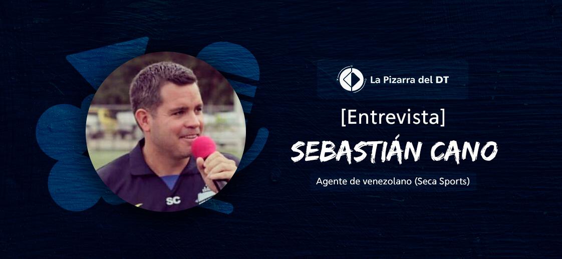 Entrevista exclusiva a Sebastián Cano