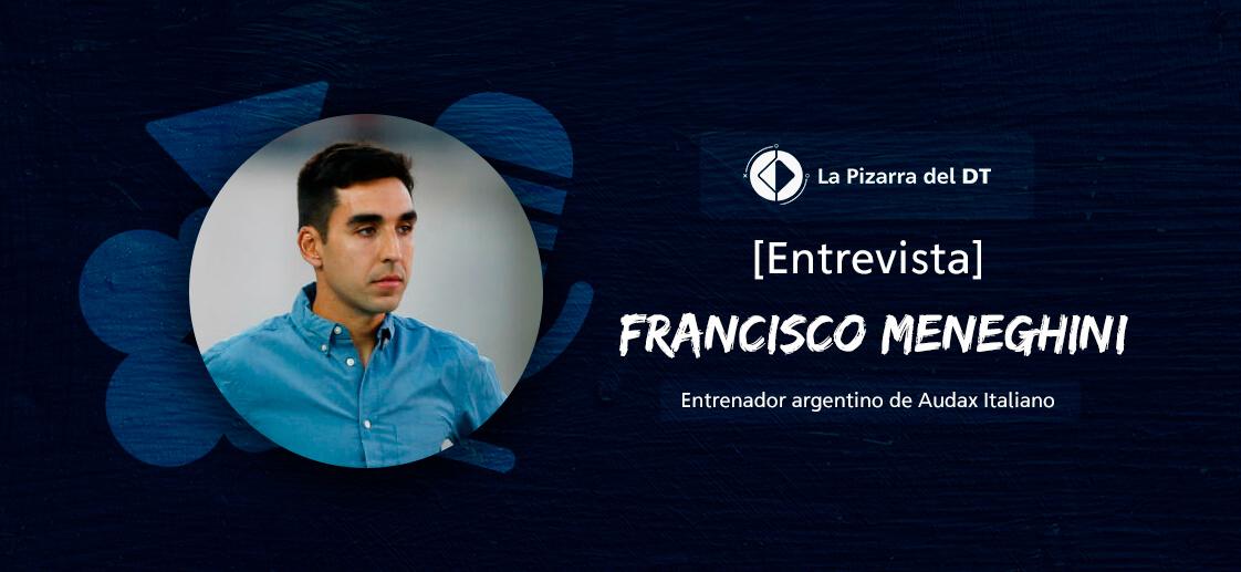 Entrevista exclusiva a Francisco Meneghini